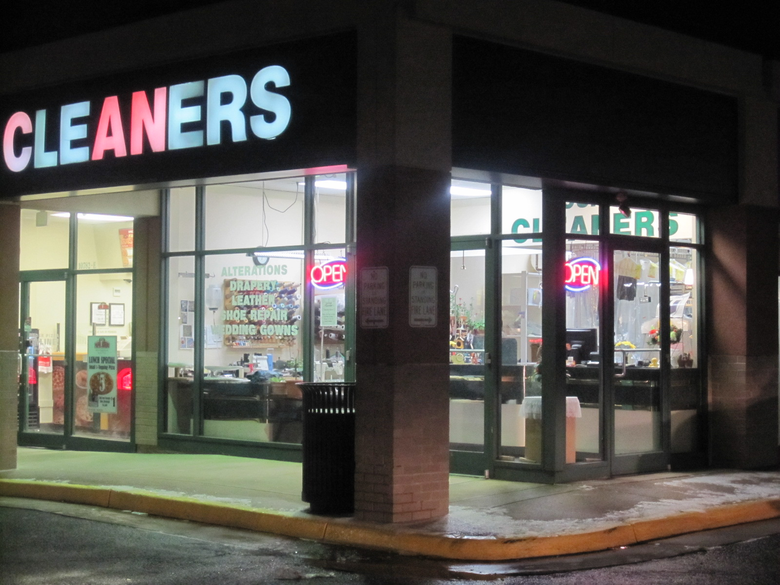 Young's Dry Cleaners