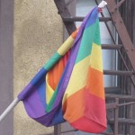 Pride Flag The Highline NYC