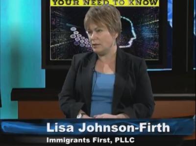 Lisa Johnson Firth