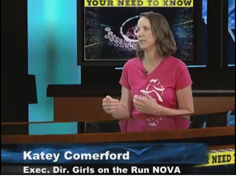 Girls on the Run Northern Virginia – Katey Comerford