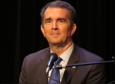 Ralph Northam NoVIE