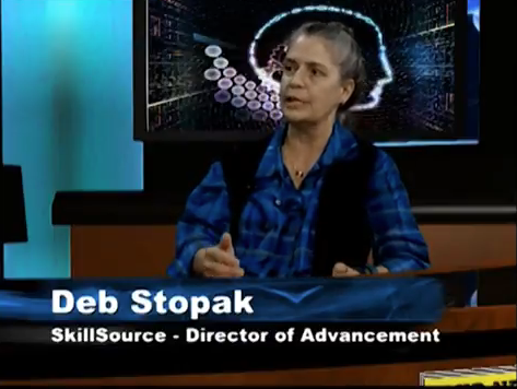 Workforce Development Through SkillSource – Deb Stopak