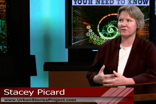 The Urban Stories Project with Stacey Picard – Your Need to Know