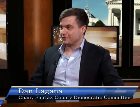 Dan Lagana – Fairfax County Democratic Committee
