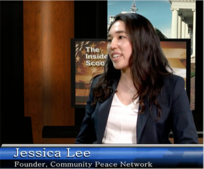 Jessica Lee Peace Walk