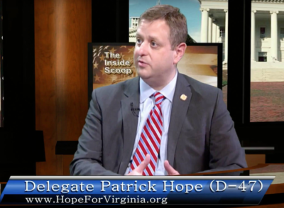 Del Patrick Hope Virginia