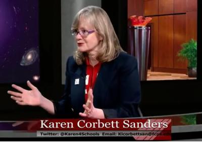 Karen Corbett Sanders FCPS