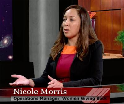 Nicole Morris WGB