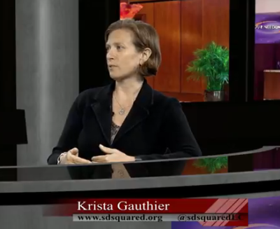 Krista Gauthier Sliding Doors