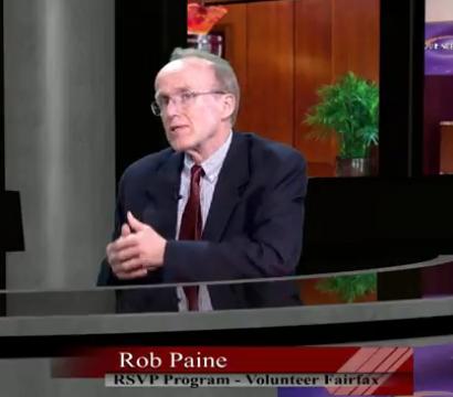 Rob Paine – Retired Senior Volunteer Program (RSVP)