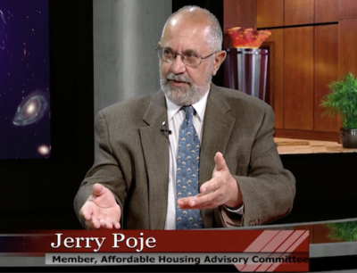 Jerry Poje Affordable Housing