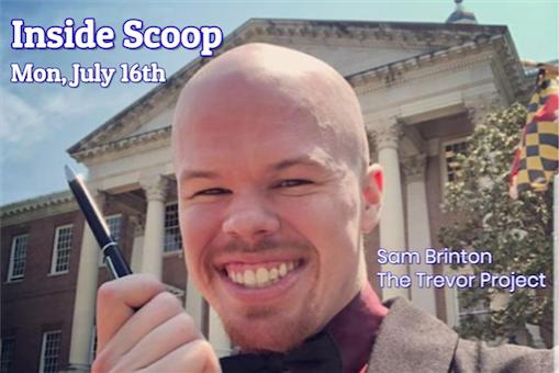 Sam Brinton – The Trevor Project