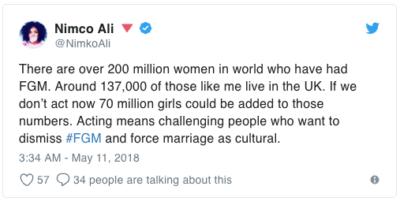 FGM Tweet