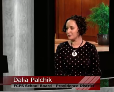 Dalia Palchik FCPS