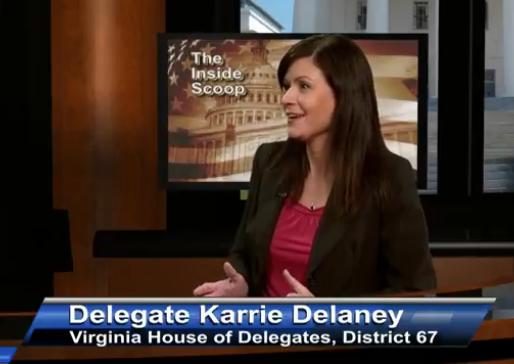 Delegate Karrie Delaney – Inside Scoop