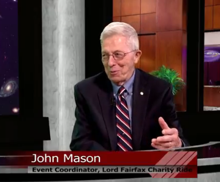 Lord Fairfax Charity Ride – The Honorable John Mason