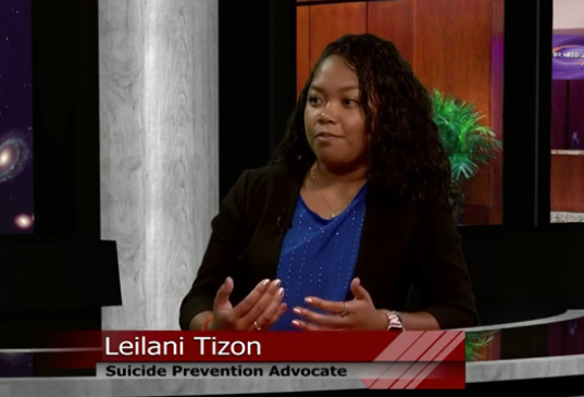 Suicide Prevention with Leilani Tizon