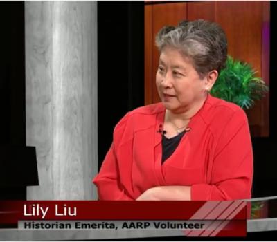 Lily Liu AARP Historian