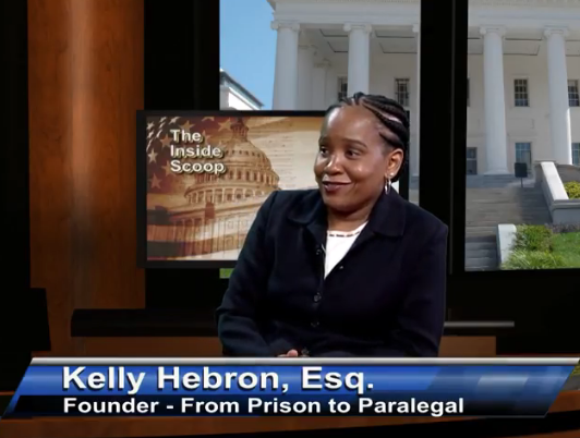 From Prison to Paralegal with Kelly Hebron, Esq.