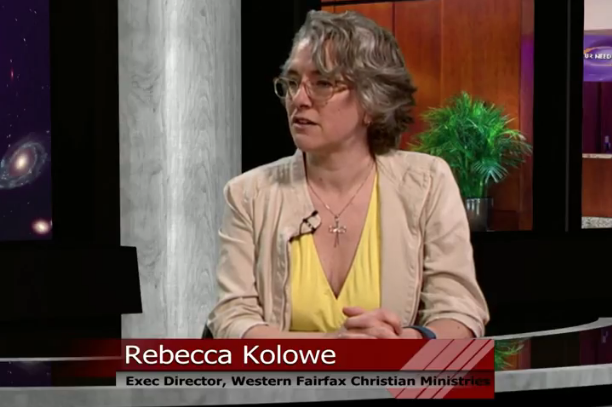 Western Fairfax Christian Ministries with Rebecca Kolowe