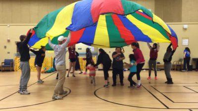 KEEN Parachute
