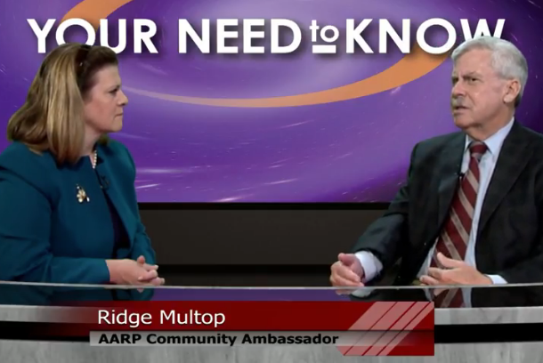 Medicare with Ridge Multop of AARP