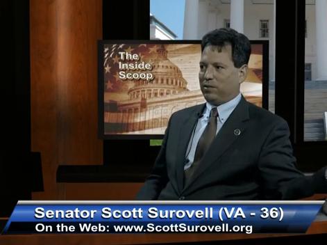 VA Senator Scott Surovell on Inside Scoop