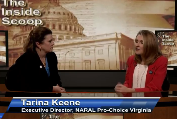 NARAL Pro-Choice Virginia with Tarina Keene