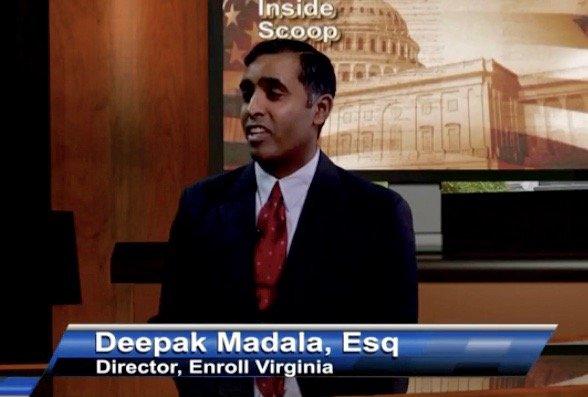 Enrolling Virginians in Medicaid with Deepak Madala