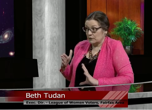 League of Women Voters with Beth Tudan