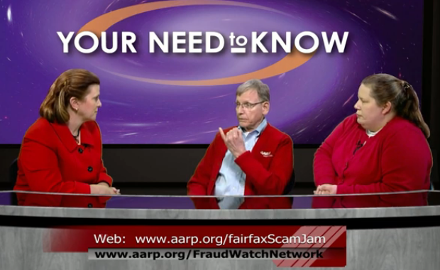 AARP Scam Jam with Martin Bailey and Melissa Smarr