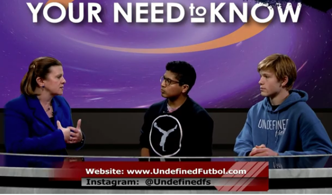Undefined Fútbol on Your Need to Know