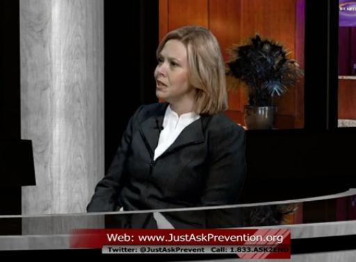 Just Ask Prevention Program – Human Trafficking