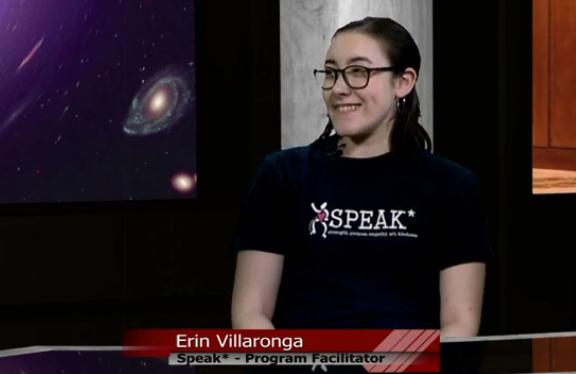 Speak* with Rhonda Eldrige and Erin Villaronga